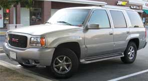 GMC Yucon Denali