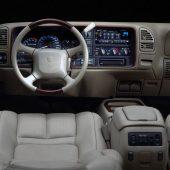 1999 Cadillac Escalade Interior