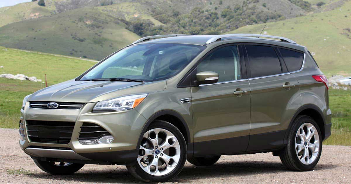 Ford Escape (Kuga).