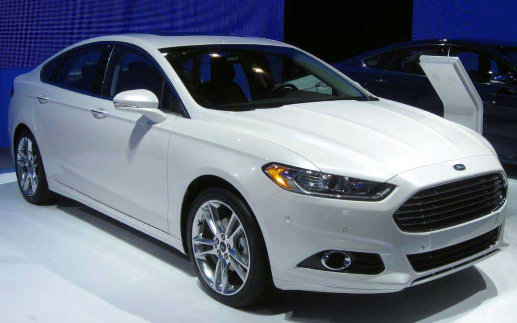 Ford Fusion (Mondeo).