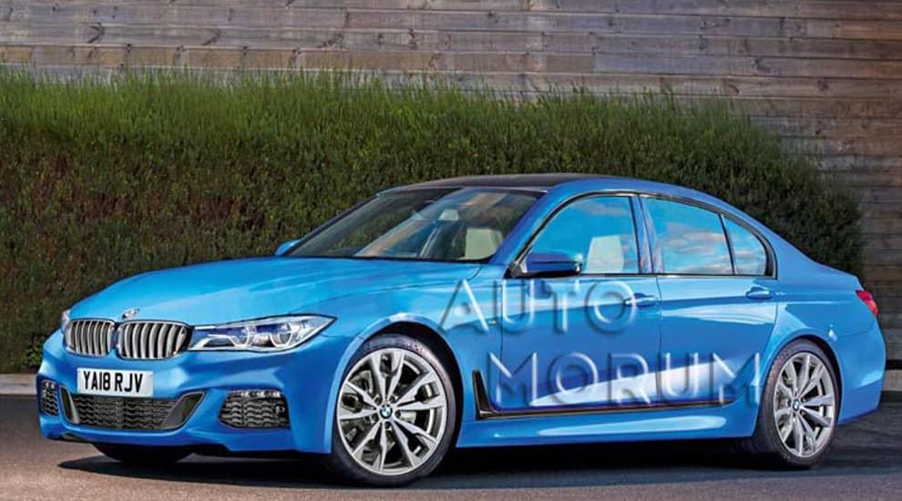 Первые фотографии обновленной BMW 3 серии.
