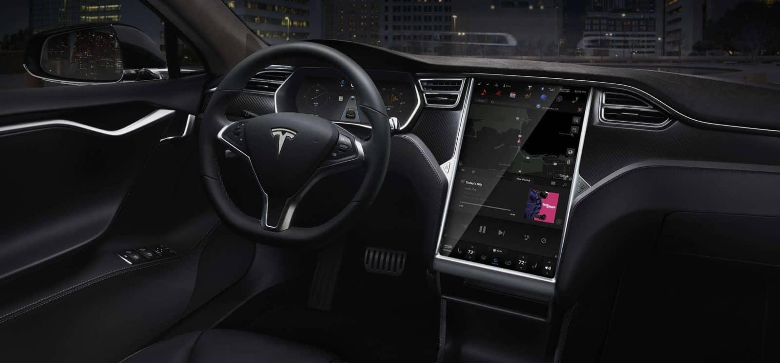 Модернизация системы Tesla.