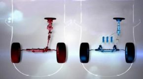 Схема рулевого управления.