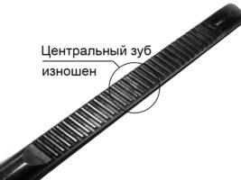 Как определить стук рулевой рейки.
