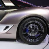 Yamaha концепт спорткара вид колеса